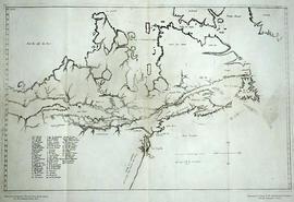 Champlain Map of 1616