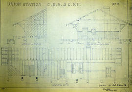 Plans for COR CPR Union Station at Trenton