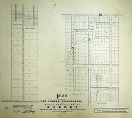 Plan of Lot 23 in the Township of Sidney (Stirling)