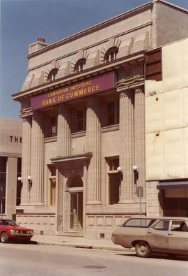 Bank of Commerce, Front Street