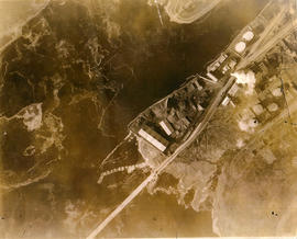 Aerial View of Belleville Harbour