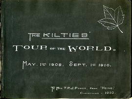 T.P.J. Power Album of Kilties Tour of the World