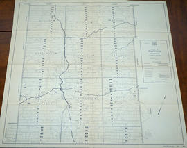 Map of Northern Hastings County 1963
