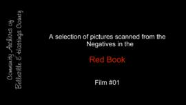 Presentation of Red Book Negative scans