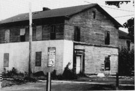 McIntosh Ridley House, South Front Street prior to restoration in late 20th century