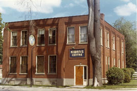 Kiwanis Centre building in Belleville, Ontario.