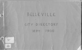 City of Belleville Directory for 1899-1900