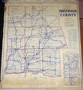 Lloyd's Map of Hastings County