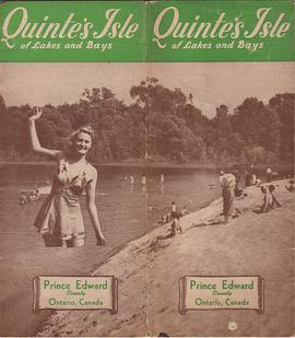 Quinte's Isle of Lakes and Bays promotional booklet