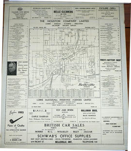 City of Belleville and Advertisements