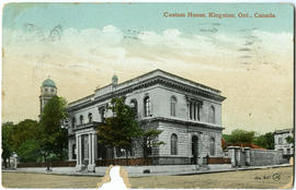 Custom House, Kingston, Ontario (front)