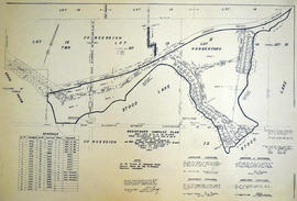 Registrar's Plan of part of Lots 12-15 in the Township of Hungerford