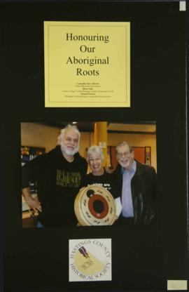 Honouring our Aboriginal Past