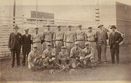 Baseball team photographs