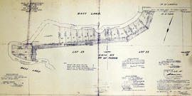 Subdivision of Lots 22-23 in the Township of Tudor