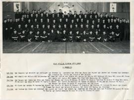 Photograph of RCAF Clinton Sergeant's mess