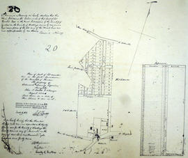 Plan of part of Lot 2 in the Township of Thurlow