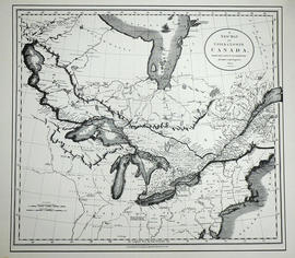 A New Map of Upper & Lower Canada
