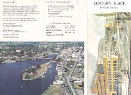 Brochure about Century Place