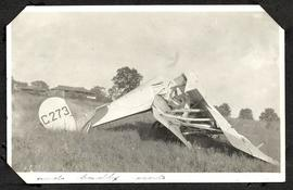 Hobbs family Royal Flying Corps photograph collection