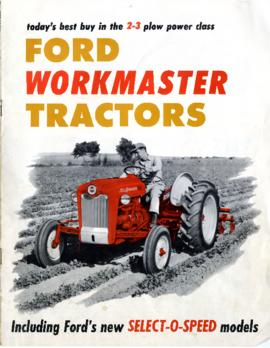 Ford Workmaster Tractors