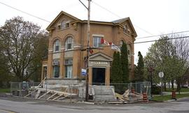 Digital photographs of Deseronto Town Hall