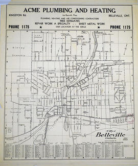 City of Belleville on Acme advertisement