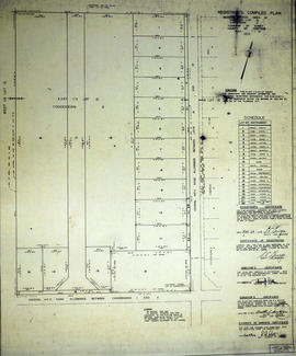 Registrar's Plan of Lot 12 in Sidney Township