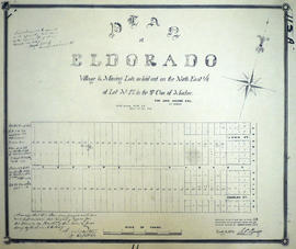 Plan of Eldorado Lots in the Township of Madoc