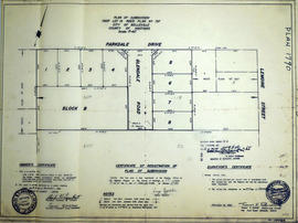 Subdivision of Part of Lot 19 in the Belleville