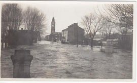 Photographs of 1936 Belleville flood