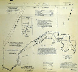 Subdivision of Lots 12-13 in the Township of Huntingdon