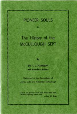 McCullough Family : history