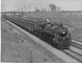 Photographs of locomotives