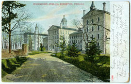 Rockwood Asylum, Kingston, Canada (front)