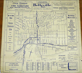 Vernon Mights Clearview Map of Belleville