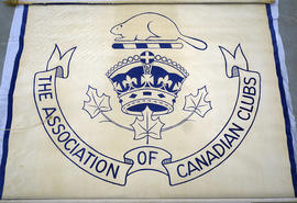 The Association of Canadian Clubs Banner