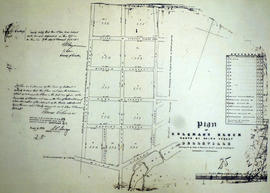 Plan of Coleman's Block in the Township of Thurlow