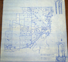 By-law Map #3 of the City of Bellleville