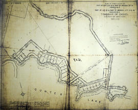 Part 1 of the Subdivision of Part of Lots 22-24  in the Township of Cashel