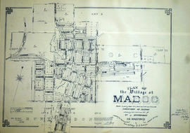 Plan of the Village of Madoc
