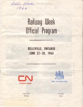 Railway Week Official Program