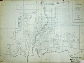 Street Plan of the City of Belleville 1972