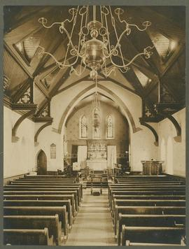 Photographs of St. Mark's Anglican Church, Deseronto