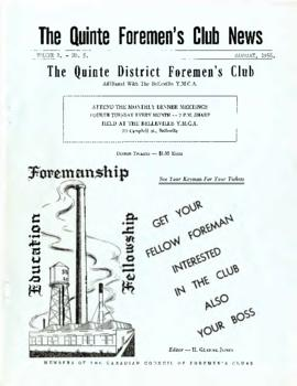 Quinte District Foremen's Club