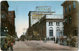 Toronto-Queen and Yonge Street (front)