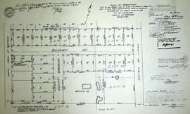 Subdivision of Lots 5-7 in the Township of Thurlow