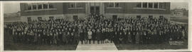 Photograph of staff and students of Queen Victoria Public School, Belleville