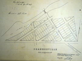 Survey of Shannonville for Crown Commissioner