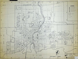 Street Plan of the City of Belleville 1975
